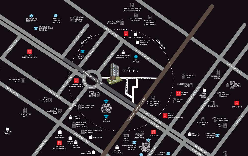 The-Atelier-Location-Map
